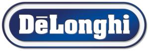 logo de la marque de machine à café automatique Delonghi