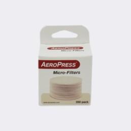 boite de 350 filtres pour aeropress