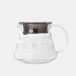 carafe en verre 1 à 3 tasses HARIO pour dripper v60