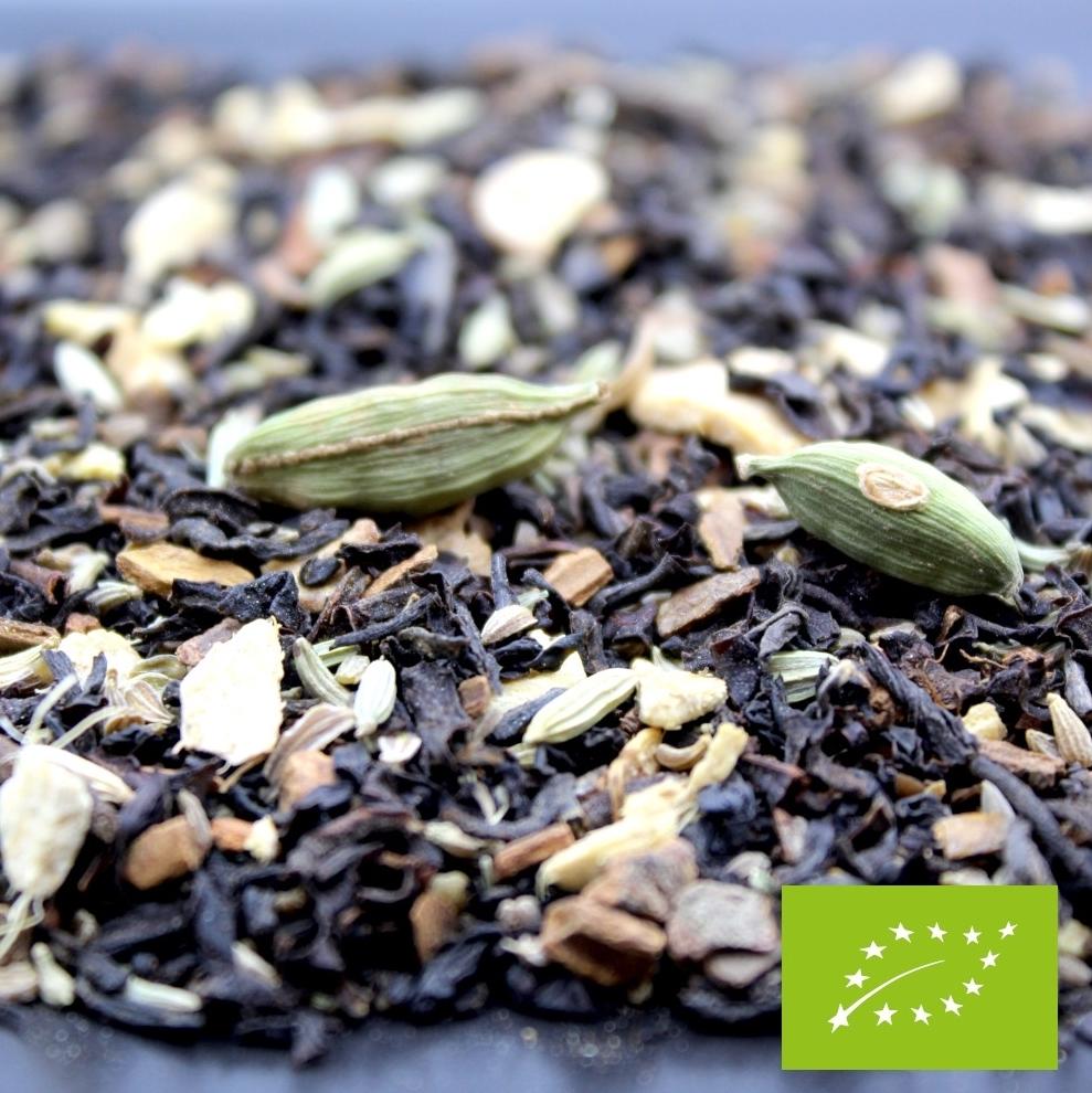 chai de thé noir BIO FBKT