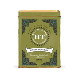 tisane ginger liquorice Harney and Sons