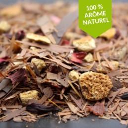 mélange lapacho à l'orange 100% arôme naturel FBKT