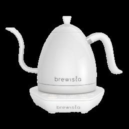 bouilloire éléctrique brewista white